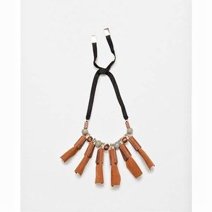 Zara Large Beaded Necklace